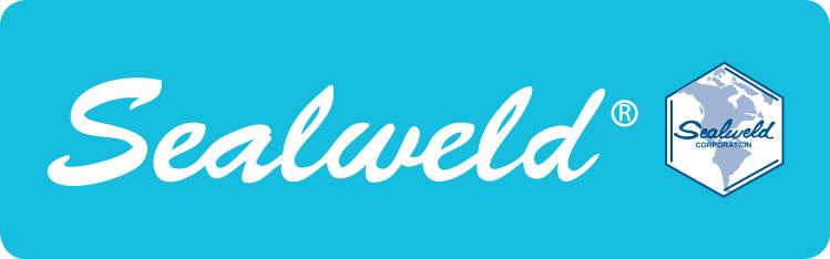 Sealweld Logo on Blue